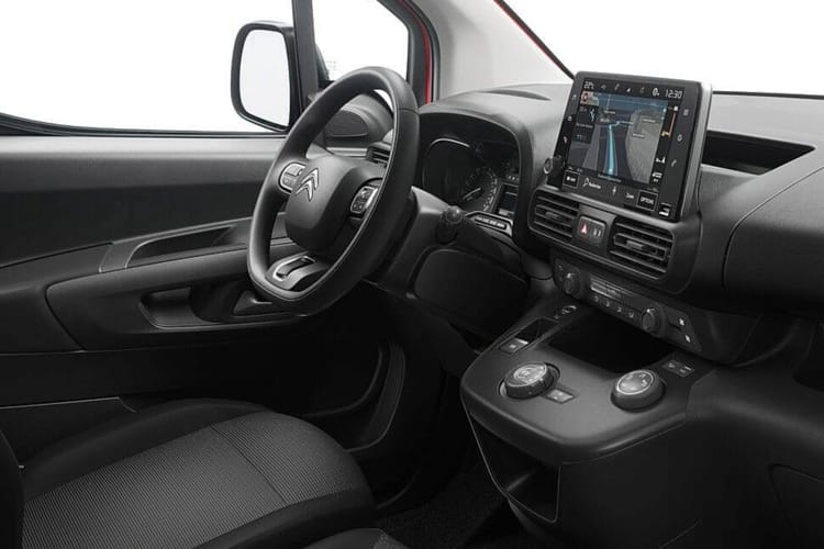 Citroen Berlingo XL 950Kg 1.5 BlueHDi FWD 100PS Enterprise Van Manual [Start Stop] inside view