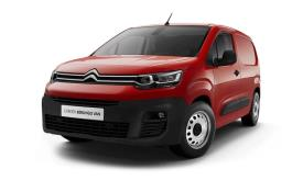 Citroen Berlingo Van van leasing
